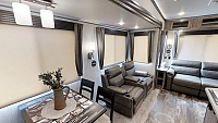 2019 Forest River Sabre 36BHQ - 5th Wheel with Loft & Two Bed Rooms