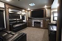 2019 Highland Ridge 373RBS Open Range Front Living Room 5th Wheel