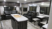 2019 Highland Ridge Open Range Light LT275RLS Travel Trailer Rear Living w/Fireplace