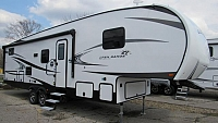 2019 Highland Ridge Open Range Ultra Lite UF2950BH - 2 Bedroom Bunkhouse 5th Wheel with Outdoor Kitchen