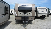 2019 Micro Lite 19FDG Rear Bath w/Murphy Bed Travel Trailer