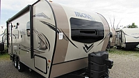 2019 Micro Lite 21FBRS by Flagstaff Light Weight Travel Trailer