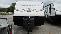 2019 Open Range 21FB Rear Kitchen Travel Trailer by Highland Ridge RV