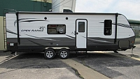 2019 Open Range 26BH Travel Trailer with Bunks by Highland Ridge RV