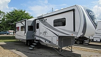 2019 Open Range 374BHS 5th Wheel with Bunk Beds, Outside Kitchen & 1.5 Baths
