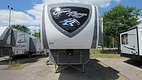 2019 Open Range 374BHS Bunkhouse 5th Wheel with 1.5 Baths & Outside Kitchen