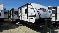 2019 Open Range Ultra Lite 2910RL - Rear living room travel trailer