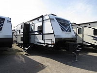 2019 SportTrek 320VIK Travel Trailer with Bunks and Outside Kitchen