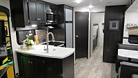 2019 Sporttrek 343VBH Travel Trailer with Bunks, 1.5 baths & Outdoor Kitchen