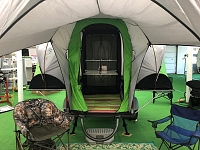 2019 SylvanSport Go Pop Up Trailer