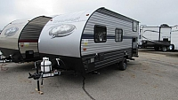 2019 Cherokee Wolf Pup 16BHS Light Weight Travel Trailer with Bunks