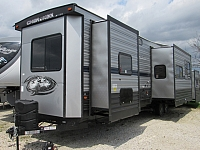 2020 Forest River Cherokee 39CA Destination Trailer with Loft, 2 Bathrooms & Office or Guest Bedroom