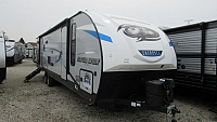 2020 Cherokee Alpha Wolf 29QB Bunkhouse Travel Trailer with Outdoor Kitchen
