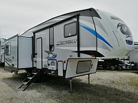 2020 Cherokee Arctic Wolf 285DRL4 5th Wheel - Rear Living Room