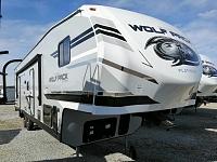 2020 Cherokee Wolf Pack 315PACK12 Toy Hauler Fifth Wheel