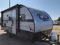 2020 Cherokee Wolf Pup 16BHS Lightweight Travel Trailer with Bunks