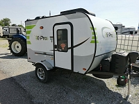 2020 Flagstaff E Pro E12SRK Lightweight Travel Trailer