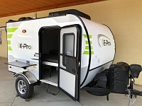 2020 Flagstaff E-Pro E12SRK Lightweight Travel Trailer