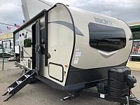 2020 Flagstaff Micro Lite 25BRDS Bunkhouse w/Murphy Bed Travel Trailer