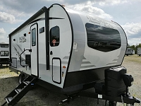 2020 Flagstaff Micro Lite 25FKS Camping Trailer with Front Kitchen