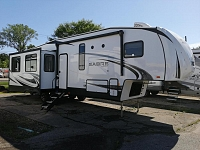 2020 Forest River Sabre 32DPT 5th Wheel with King Bed in Slide-out