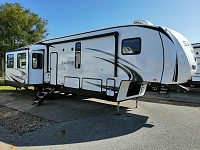 2020 Forest River Sabre 36BHQ - 5th Wheel with Loft & Two Bed Rooms