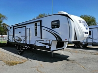 2020 Forest River Sabre 38DBQ 5th Wheel with Loft, Two Bedrooms and Outdoor Kitchen