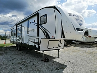 2020 Forest River Sabre 38RDP Rear Living 5th Wheel Travel Trailer
