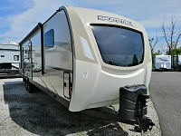 2020 Venture RV Sporttrek 343VBH Bunkhouse Travel Trailer with Outdoor Kitchen