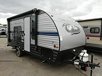 2020 Wolf Pup 16FQ by Cherokee - Light Weight Travel Trailer