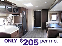 Cherokee 294BH Bunkhouse Travel Trailer with Outside Kitchen