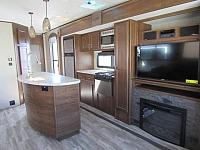 2018 Highland Ridge Open Range Light 272RLS Travel Trailer Rear Living with Outside Kitchen