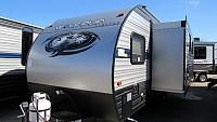 New 2019 Cherokee Wolf Pup 18TO Light Weight Travel Trailer