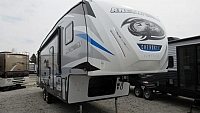 New 2020 Cherokee Arctic Wolf 315TBH8 5th Wheel with Bunks, 1.5 Baths and Outdoor Kitchen