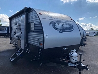 New 2020 Cherokee Wolf Pup 16BHS Light Weight Travel Trailer with Bunks