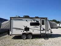 2018 Flagstaff Shamrock FLT183 Hybrid Travel Trailer