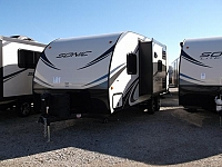 Sonic 234VBH Light Weight Camping Trailer with Bunks