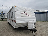Used 2001 Jayco Quest 292E Front Kitchen Travel Trailer