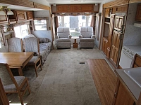 Used 2003 Cedar Creek 34RLS Rear Living Fifth Wheel