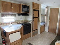 Used 2004 Keystone Springdale 249BHL Fifth Wheel With Bunks