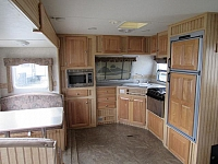 Used 2006 Trail Bay 27FK by R-Vision Front Kitchen Travel Trailer