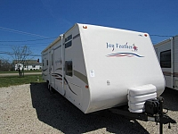 Used 2007 Jayco Jay Feather 29A Quad Bunkhouse Travel Trailer