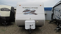 Used 2010 Heartland North Country 26BH Travel Trailer with Bunks