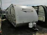 Used 2010 Keystone Bullet 278RLS - Rear Living Room Couples Camper