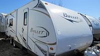 Used 2010 Keystone Bullet 278RLS - Rear Living Room Couples Camper