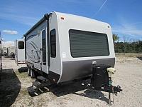 Used 2011 Open Range Roamer 247FLR Front Living Travel Trailer
