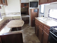 Used 2013 Coachmen Freedom Express 230BH Travel Trailer with Bunks