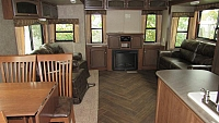 Used 2014 Dutchmen 32RETS Rear Entertainment Travel Trailer