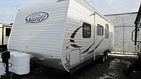 Used 2014 Jayco Swift 267BHS Travel Trailer with Bunks