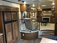 Used 2014 Open Range 386FL - 4 Seasons, Front Living 5th Wheel